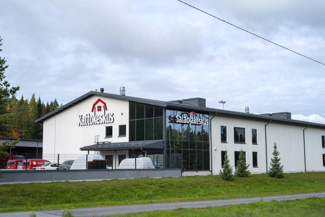 Salaojakeskus